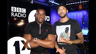 Bugzy Malone in Depth with DJ Target on BBC Radio 1Xtra