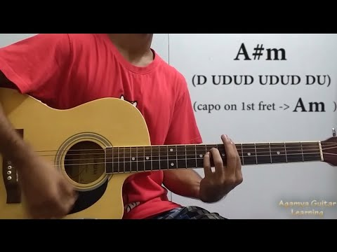 wo-baarishein-(arjun-kanungo)---guitar-chords-lesson+cover,-strumming-pattern,-progressions