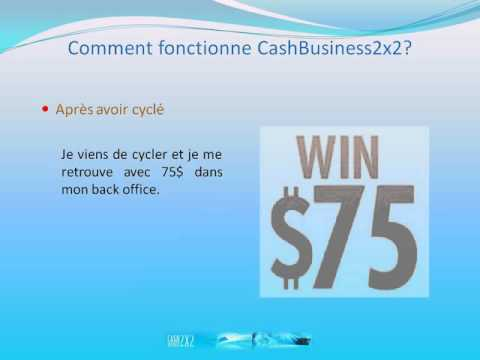 lome show Cash Business 2x2