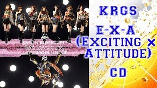 KAMEN RIDER GIRLS - E-X-A (Exciting × Attitude) ▽Download Song:▽ ht...