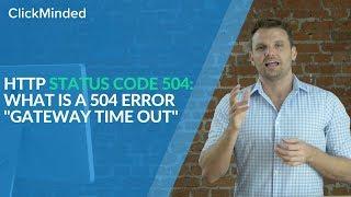 How to Fix 504 Gateway Timeout Wordpress