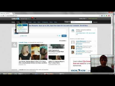 How to Endorse Someone's Skills on LinkedIn