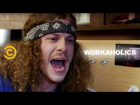 Workaholics - Mommy and Daddy's First Big Fight