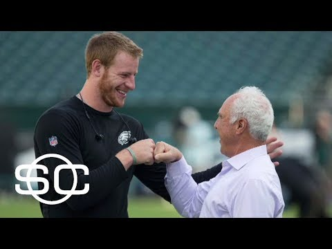 Polian sees no issue with Philadelphia Eagles owner's heavy involvement | SportsCenter | ESPN