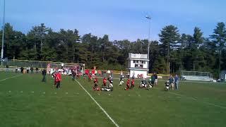 Duxbury Mighty Mites Silver Lake 10-7-2012