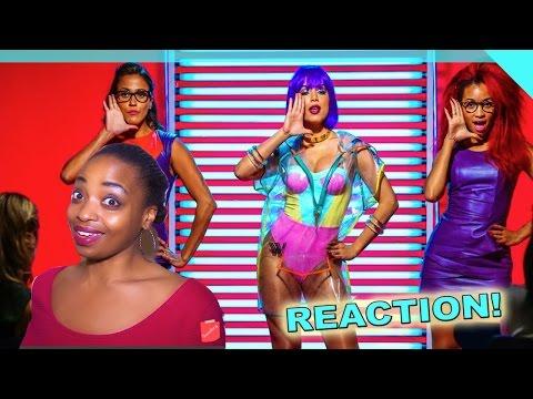 Anitta - Na Batida - REQUEST REACTION!