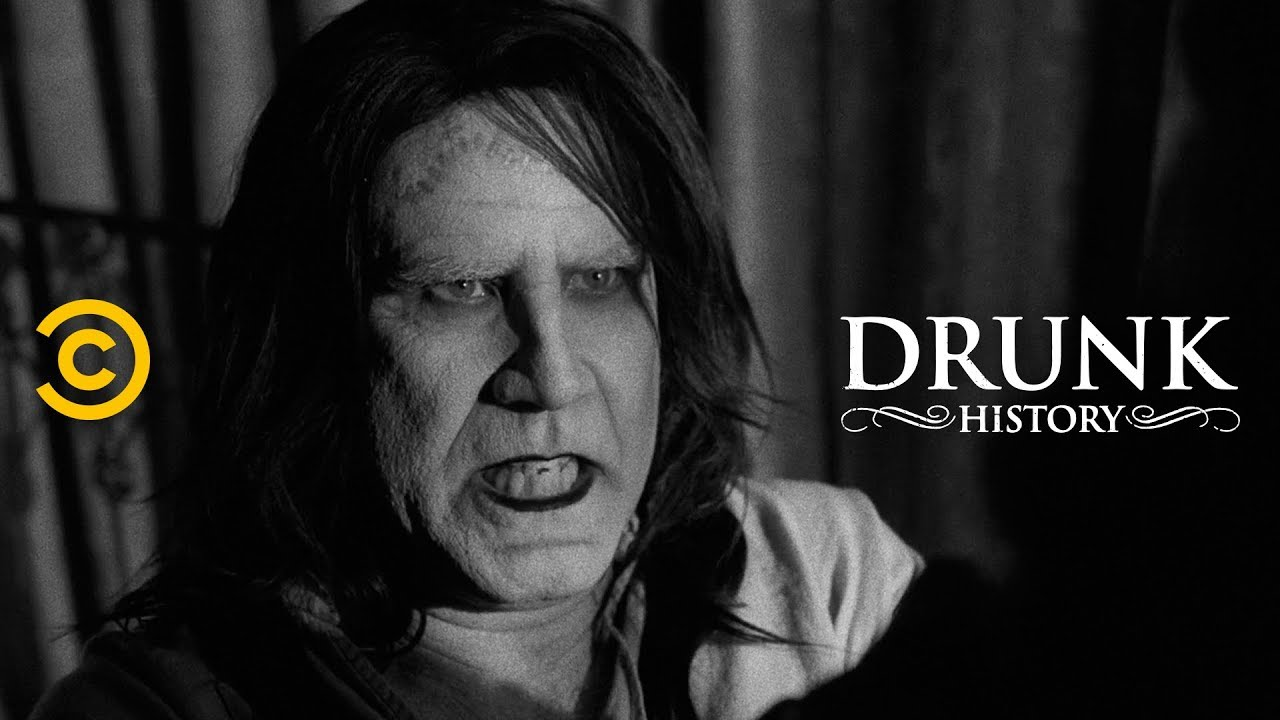 Frankenstein Is Not the Name of the Monster! (feat. Seth Rogen and Will Ferrell) - Drunk History