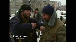Украинские боевики в Чечне
