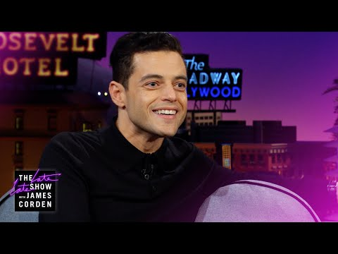 Rami Malek's Surprise Audition for Steven Spielberg & Tom Hanks