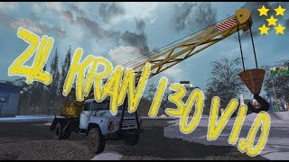 "[""Zil-130 Kran"", ""Zil-130"", ""Mod Vorstellung Farming Simulator Ls17:Zil-130 Kran""]"