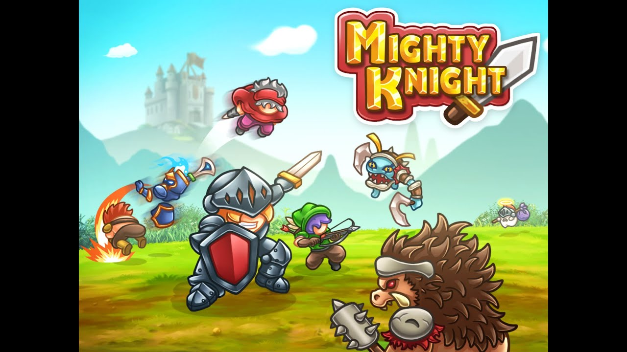 Mighty Knight 3