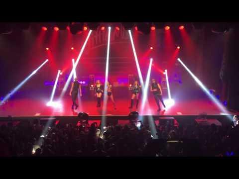 Little Mix - How Ya Doin'? / Hotline Bling - Get Weird Tour Malaysia 21.05.16