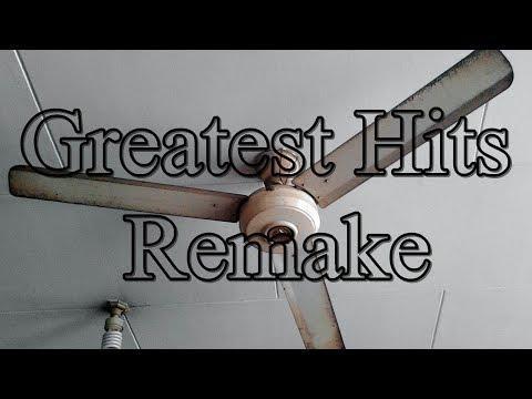 National industrial ceiling fan (GHR)