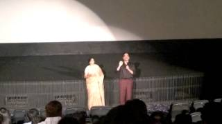 Nagarjuna Speech in Prasads IMAX before Manam Premier