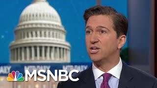 What We Know And Do Not Know About The Whistleblower Complaint | MTP Daily | MSNBC