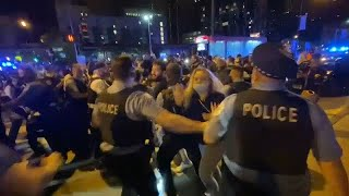 George Floyd Protests | More than 100 arrested in Chicago after clashes with police