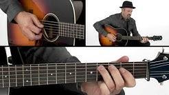 Bluegrass Guitar Lesson - The Jimmy - Stephen Mougin