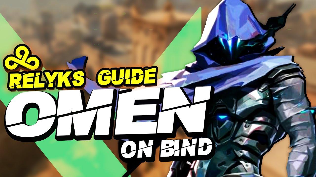 How to MASTER OMEN on BIND! - Mechanics, Tips & Strategies | VALORANT Agent Guide - Omen on Bind