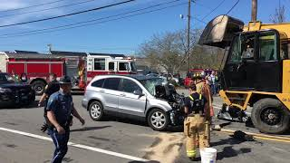 West Yarmouth accident