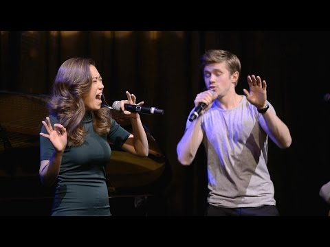 RACHELLE ANN GO & ROB HOUCHEN - I Knew You Were Waiting (For Me) | MAD Trust Cabaret 2016