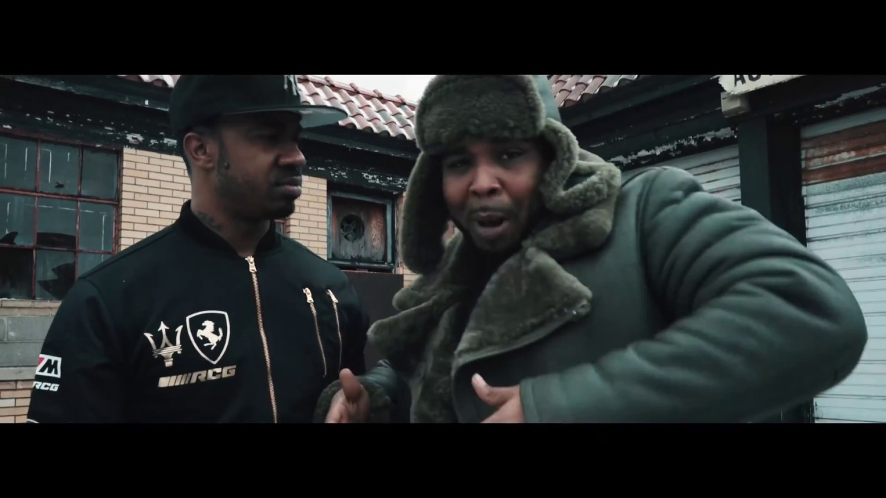 DRIVER SEAT - BENNY The Butcher, 38 SPESH, STYLES P, JADAKISS (official video)