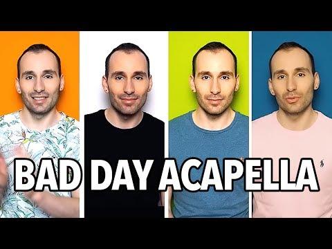 Bad Day  Daniel Powter TTBB Acapella
