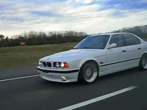 Классические BMW | Hartge E34 - Классические BMW