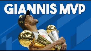 I Bucks Campioni NBA e Giannis MVP