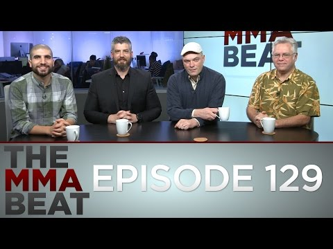 The MMA Beat: Episode 129