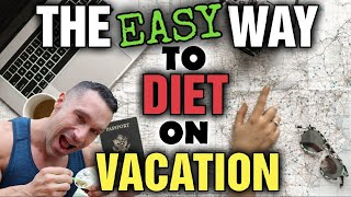 Tips For Dieting While on Vacation || LONG LOST Footage || Blast From the Past!!!