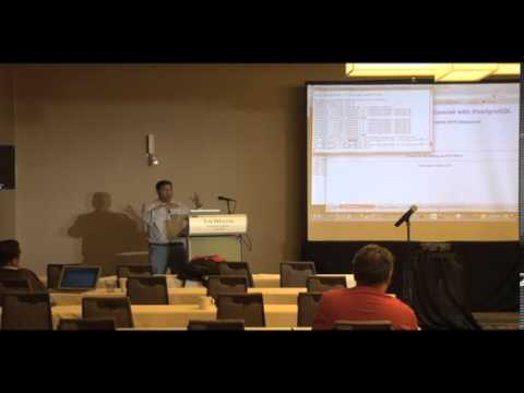 Jignesh Shah: DVDStore Benchmark and PostgreSQL