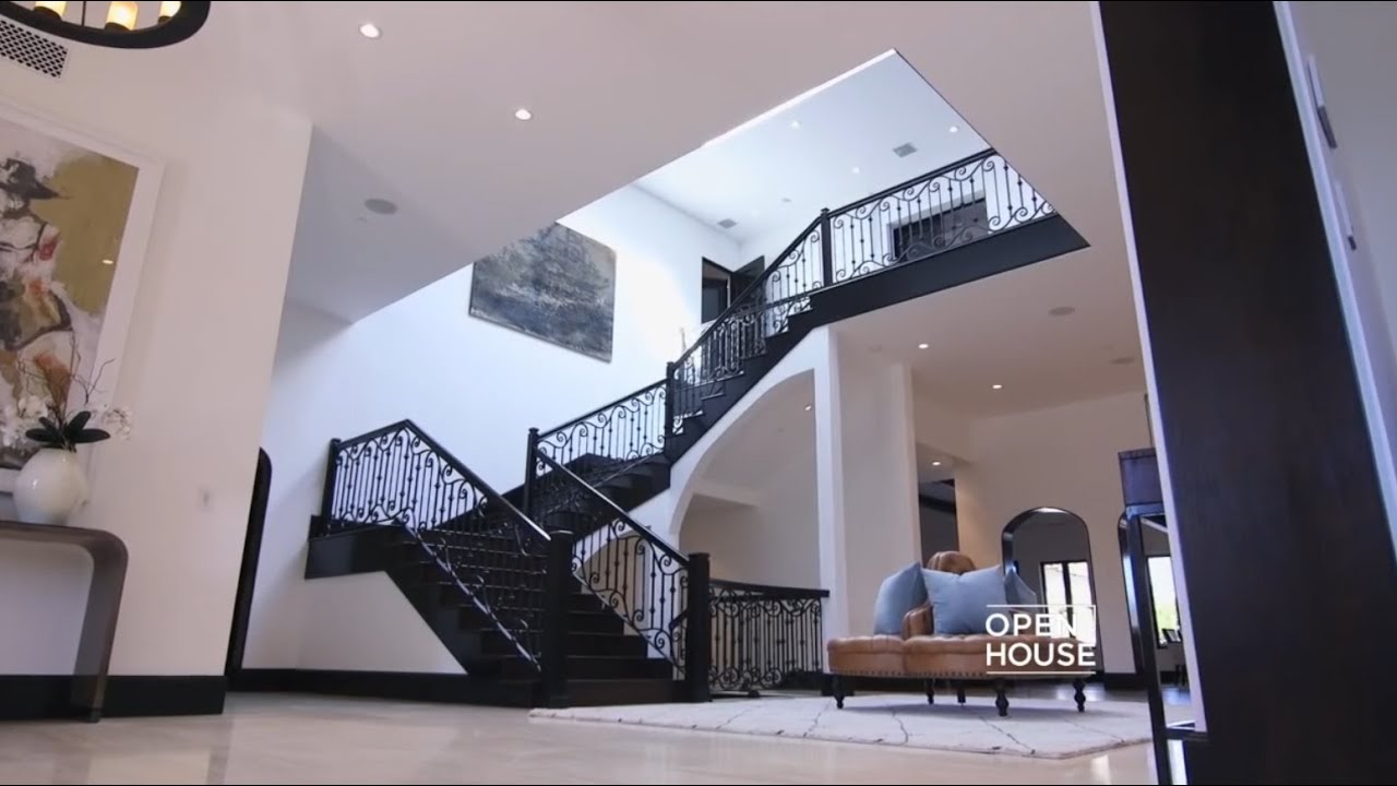 Gorgeous Bel Air Contemporary Mediterranean NBC Open House YouTube