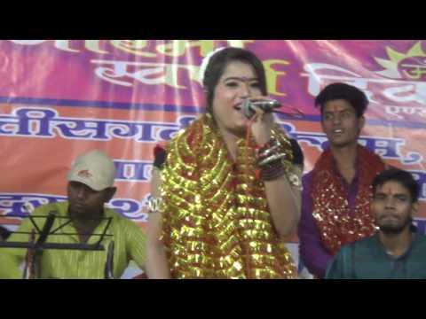 Ye murli wala yashoda ke lala program video by garima diwakar from bhathora,korba,(c.g.)