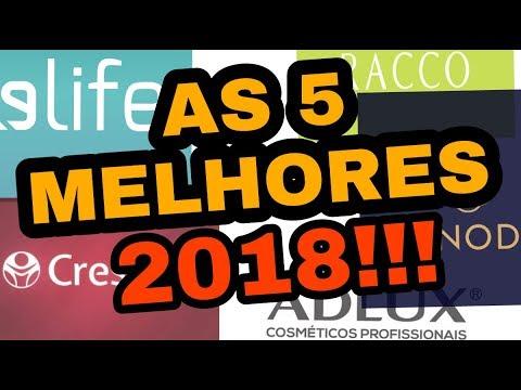 [NOTÍCIA] AS 5 MELHORES EMPRESAS DE MMN DO BRASIL 2018