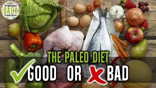 Is The Paleo Diet Good Or Bad For You? (ARE SWEET POTATOES PALEO?) #TBT