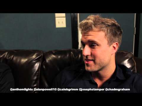 "Anthem Lights - ""Dear Hollywood"" - Behind The Song"