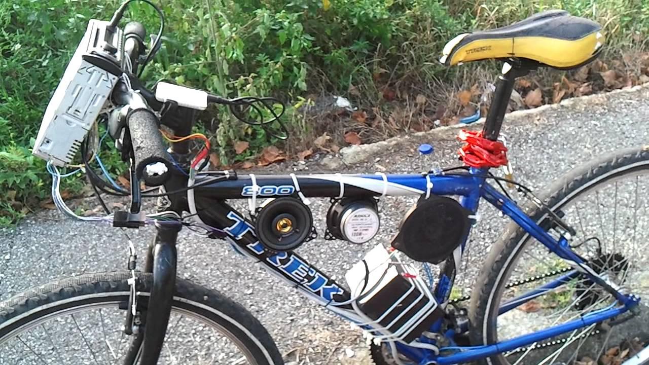 Impianto stereo su bici youtube - Impianto stereo casa prezzi ...