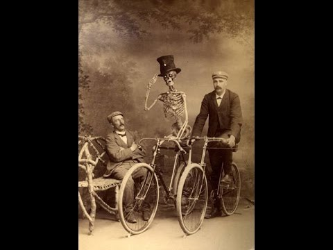 Creepy Vintage Halloween costumes. - YouTube