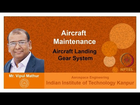 Lecture 05   Aircraft Landing Gear System