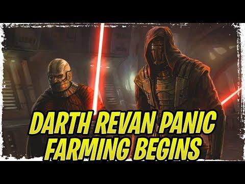 Darth Revan Panic Farming Begins, BB-9E, Major Shard Store Changes, C-3PO Buffed | Galaxy of Heroes