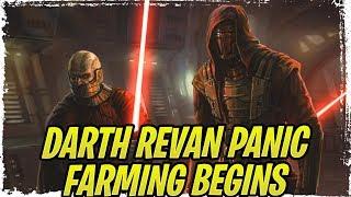 Darth Revan Panic Farming Begins, BB-9E, Major Shard Store Changes, C-3PO Buffed   Galaxy of Heroes