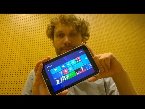 Tablet Toshiba Encore - recenzja małego tabletu z Windows 8.1
