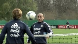 Argentina Football Tennis