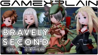 25 Minutes of Bravely Second: End Layer Gameplay (English)