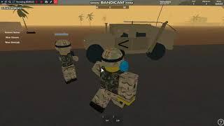 (ROBLOX) Strike At Karkand, Kuwait City GAMEPLAY