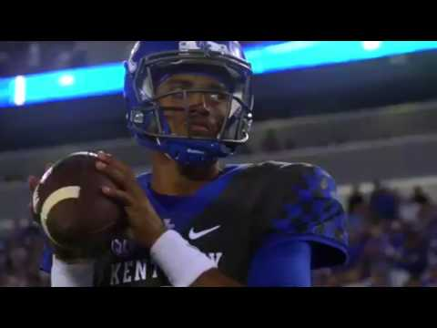 Kentucky Football 2017-2018 Hype Video