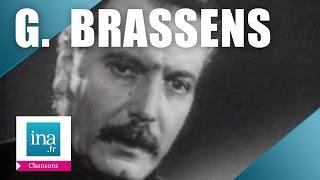 """Georges Brassens """"Le vingt deux septembre"""" (live) - archive vidéo INA"""