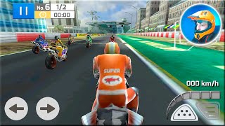 Bike Racing Games - Real Bike Racing - Gameplay Android