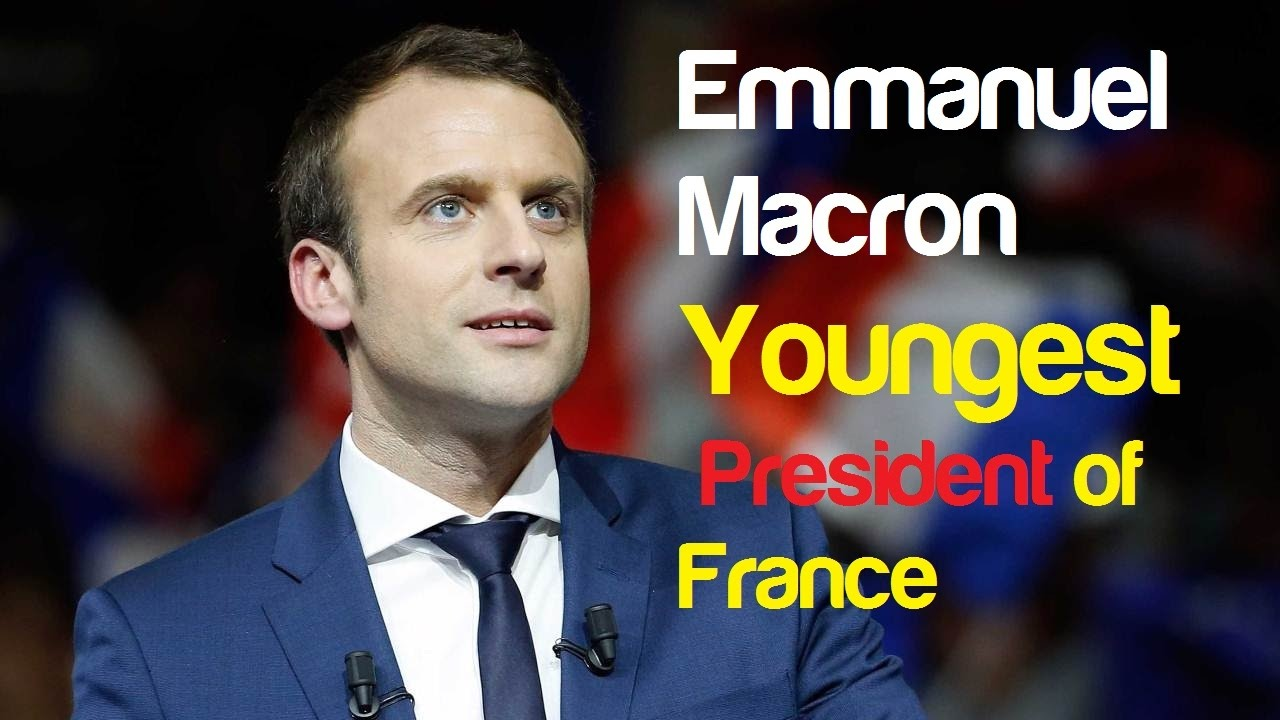 Emmanuel Macron Biography Presidents Of France Height Weight Age Wife Affairs More Youtube