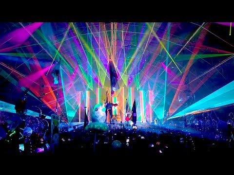 Laserface by Gareth Emery | Dreamstate SoCal 2018 (Full Set LIVE)
